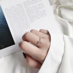 [日韓時尚精品]3件免運 925純銀飾 幸福之鍊純銀戒指 幸運戒指 生日禮物 交換禮物 精品 戒指招財開運幸福姻緣桃花5