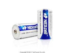 NEXcell 台灣耐能低自放2號鎳氫超高容量充電電池 /電容量4500mAh /立即用 悅適影音