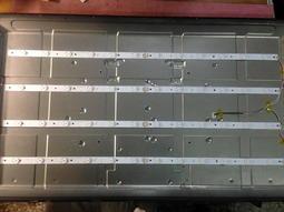 【平山液晶維修】(全新代用)東元TL4246TRE液晶電視LED燈條(一組12珠4條總成)直接安裝不用接線(保固3個月)