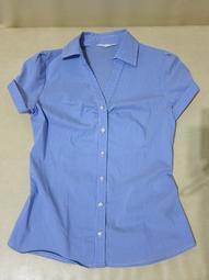 W1783女性短袖襯衫(衣長57CM).全新.NET.4號