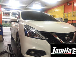 Jamila-倒叉避震器 Tiida March Sentra GTR Livina Kicks Xtrail Juke