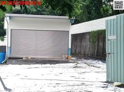 嘉義縣大雅路旁資材室農地609坪 有水有電近嘉義市
