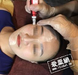 高雄仟登美學會館晶鑽煥膚駐齡臉部課程