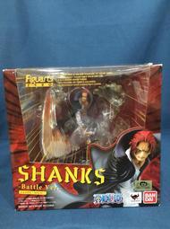 【神樂玩具】高雄可面交 日版 二次膠 內盒未拆 ZERO 海賊王 四皇 紅髮傑克 戰鬥版