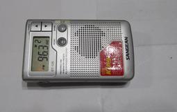 古董收音機  sangean 三進 國際牌 收音機