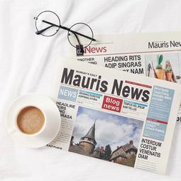 【現貨-免運費!台灣寄出】舊英文報紙 英文報紙 拍照道具 復古英文報紙 拍照背景 拍攝道具【BE607】