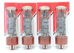 全新 蘇聯管 SVETLANA  EL34 6CA7 真空管 一標四支 超冷 甜美升級版