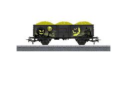 Märklin 44232 萬聖節貨車 具螢光 (已改DC輪)
