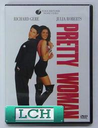 ◆LCH◆正版DVD《麻雀變鳳凰》-八月心風暴-茱莉亞羅勃茲、致命交叉點-李察吉爾(買三項商品免運費)