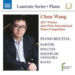 {古典}(Naxos) 王錞 Chun Wang / Piano Laureate Recital 鋼琴桂冠演奏會曲集