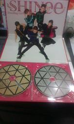 SHINee-Dazzling Girl CD+DVD 台壓版