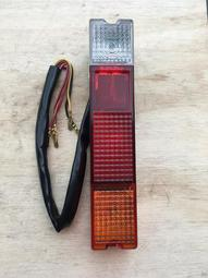 TOYOTA 5F 楊鐵 LED後燈/三色燈 / 倒車燈 / 方向燈(自帶閃光器) / 煞車燈 12V/24V/48V