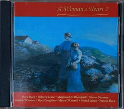 二手CD: A Woman's Heart 2
