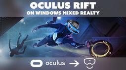 windows mixed reality相容 oculus VIVE STEAM 教學