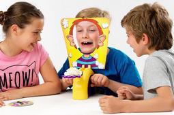 【最夯桌遊 現貨供應】砸派機 Pie Face 桌遊 親子 砸奶油機 過年 整人玩具 跨年 尾牙