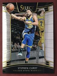 2018-19 Select #1 Stephen Curry 勇士隊