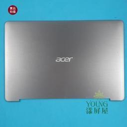 【漾屏屋】含稅 宏碁 Acer S3-391 S3-951 銀色 銀灰色 A殼 良品 三孔款