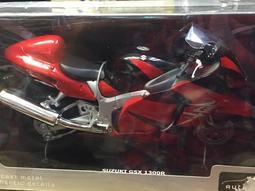 SUZUKI GSX1300 R 隼 比例 1/12 07991 重機 摩托車