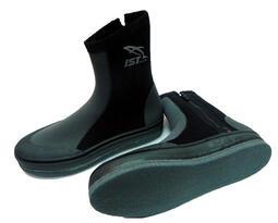 IST 長筒菜瓜布防滑鞋-黑灰 B300BK  潛水溯溪釣魚 特價850