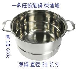 多功能不鏽鋼節能三層湯蒸鍋 湯鍋 節能鍋 蒸鍋 304不銹鋼材質 煮全雞ok  可蒸15顆大包子 高蓋子可自製滴雞精