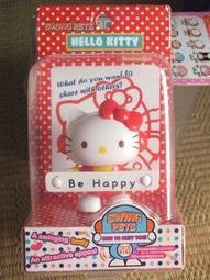 《Sanrio》三麗鷗人物造型搖擺玩偶-HELLO KITTY(紅)(售價340)
