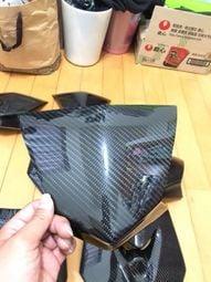 阿欽賣場 勁戰 四代 專用 正碳纖維 卡夢 小盾 原廠包 不用交換喔