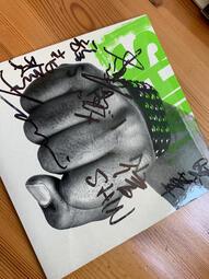 信樂團絕版珍藏簽名單曲