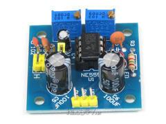 [含稅]NE555脈衝頻率占空比 方波矩形波形信號發生器模組 步進電機驅動