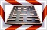 電腦鼠比賽迷宮 8×8