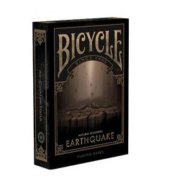 【USPCC撲克】BICYCLE ND Earthquake natural disasters 地震 撲克牌