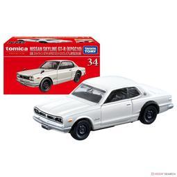 「芃芃玩具」Tomica 多美小汽車 初回 TP034 日產SKYLINE GT-R KPGC10 貨號15834