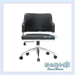 ╭☆雪之屋居家生活館☆╯R304-02 QG-071洽談椅(黑色)/辦公椅/會議椅/電腦椅/造型椅/餐椅/休閒椅