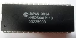 [二手拆機][含稅]HM6264ALP-10  品質保證