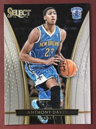 2015-16 Select #281 Anthony Davis 鵜鶘隊