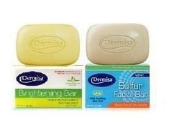 ●魅力十足● 美國 DERMISA 淡斑嫩白皂/ 粉刺淨膚皂 (85g) 淡斑皂 粉刺皂