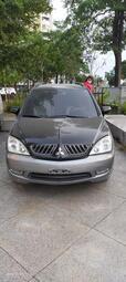 [法拍車]售2008年三菱SAVRIN 2.4手自排7人座黑灰色休旅車,公家機關公務車,跑19.6萬公里