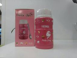 THERMOS 膳魔師 Hello Kitty 不銹鋼真空保溫食物罐720ML SK3021PK