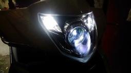 TIGRA 125/150/ABS 認證合法魚眼