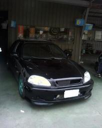 HONDA本田 喜美 K8 K6 3門 4門 渦輪車 手排改裝 全額貸 低月付 認證車 可超貸