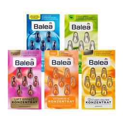 Balea 精華膠囊/安瓶 臉部保濕精華液 亮白維他命C/綠藻/Q10緊緻/Vital/眼部 代購 芭樂雅【巴黎香榭】