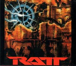 盒裝限量 絕版首發無IFPI仕樣 Ratt – Detonatorr歐洲進口原版CD@C3