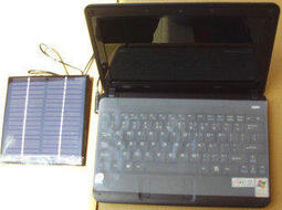 COZY-火爆實惠太陽能筆記本電腦充電器太陽能筆記本充電器12V電瓶充