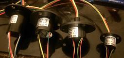 15通道,15動,Bruder 遙控怪手 挖土機無限迴旋,無限迴轉改裝零件,電滑環,集電環