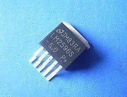 TO-263-6 貼片LM2596S-5.0 5V 穩壓電路(降壓)W2   [88175-032]