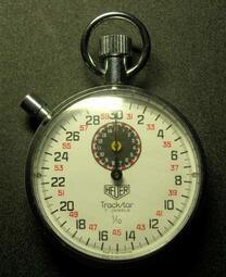 HEUER豪雅機械式計時碼錶