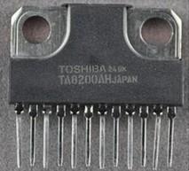 [二手拆機][含稅]拆機二手原裝 TA8200AH