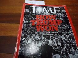 低價出清 2016 TIME 雜誌 詳見說明 共34本合售