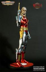 (現貨)Sideshow BenToy MARVEL之Deathlok 全身雕像 (Bowen)SC-900194