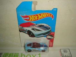美捷輪多美風火輪1:64合金車14 corvette stingray雪佛蘭克爾維特柯維特跑車七十一元起標7 1元起標