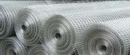 """『寰岳五金』白鐵點焊網 #14x1 1/2""""孔 寬度3尺.4尺 不銹鋼 點焊鐵絲網 鋼絲網 1才$46元 金屬網 籬笆"""